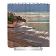 Magoon Creek South Shower Curtain