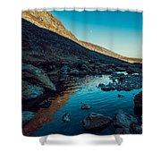 Mahon River Shower Curtain