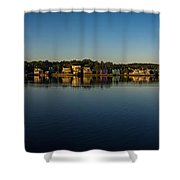 Mahone Bay Shower Curtain