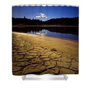Mahoney Lake Shower Curtain