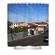 Maia - Azores Islands Shower Curtain