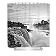 Maid In The Mist Shower Curtain