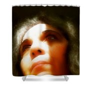 Maid Of Constant Sorrow   Self-portrait Shower Curtain