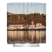 Maid Of The Loch Shower Curtain