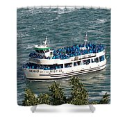 Maid Of The Mist 1 Shower Curtain