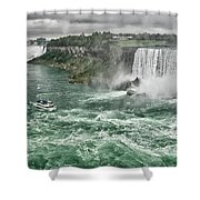Maid Of The Mist 8971 Shower Curtain