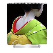 Maiko Shower Curtain