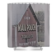 Mail Pouch Special 2 Shower Curtain