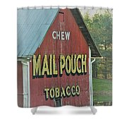 Mail Pouch Special Shower Curtain
