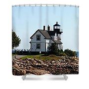 Maine 48 Shower Curtain