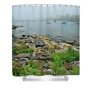 Maine Cove Shower Curtain