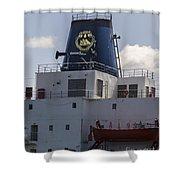 Maine Maritime Academy Shower Curtain