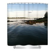 Maine Shower Curtain
