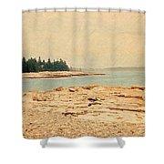 Maine Summer Shower Curtain