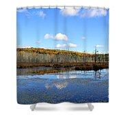 Maine's Beauty Shower Curtain
