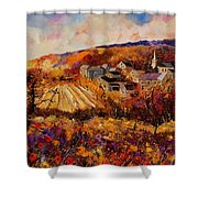 Maissin Shower Curtain