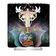 Majasty Shower Curtain