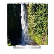 Majestic Akaka Falls Shower Curtain