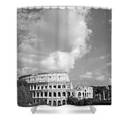 Majestic Colosseum Shower Curtain by Stefano Senise