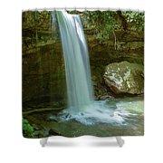 Majestic Pennsylvania Falls Shower Curtain