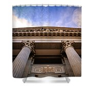 Majestic Shower Curtain