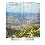 Majestic View Shower Curtain
