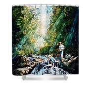 Making Memories Shower Curtain