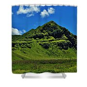 Makua  Shower Curtain