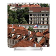 Mala Strana Shower Curtain
