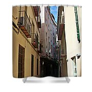 Malaga-2010-19 Shower Curtain