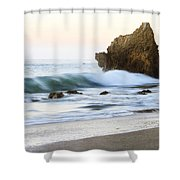 Malibu Dreams Shower Curtain
