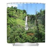 Malino, Waterfall Shower Curtain