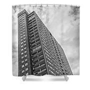 Malmo High Rise Shower Curtain