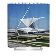 Mam Caltrava Shower Curtain