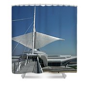 Mam Series 3 Shower Curtain