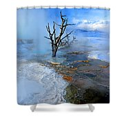 Mammoth Shower Curtain