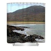 Mamore Gap Shore Shower Curtain