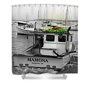 Mamosa Shower Curtain