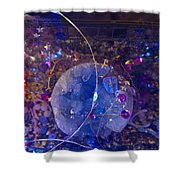 Man In The Moon - 2 Shower Curtain