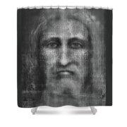 Man Of The Shroud 3 Shower Curtain