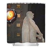 Man Of Union Shower Curtain