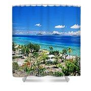 Mana Island Shower Curtain
