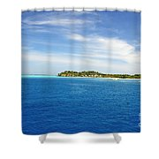 Mana Island Shower Curtain