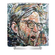 Manager Shower Curtain