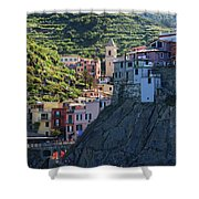 Manarola  0565 Shower Curtain