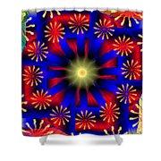 Mandala 15 Shower Curtain