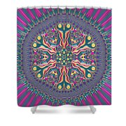 Mandala 467567678 Shower Curtain