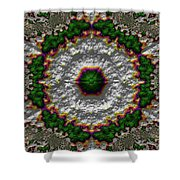 Mandala 467567678975 Shower Curtain