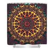 Mandala 574535675 Shower Curtain