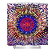 Mandala 7 Shower Curtain